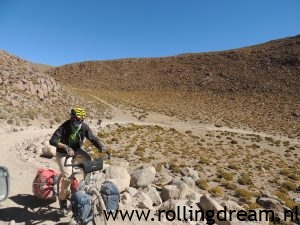 bikers in bolivia