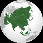 Continent Azië
