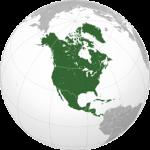 Continent Noord Amerika