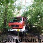Off-Road testen in Fursten Forest